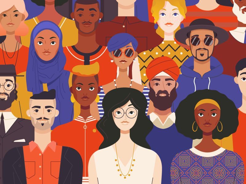 Diverse Faces are not the same as Diverse Voices   Re-inventing by @rishad